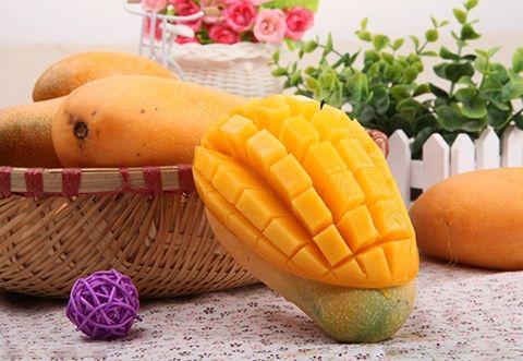 月经吃芒果会止血 经期吃对这一物清肠抗癌