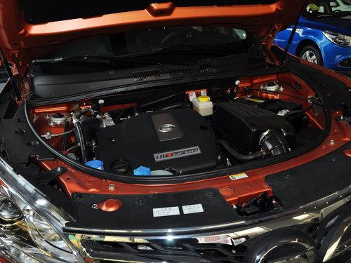 广汽  1.8T 自动 发动机主体特写