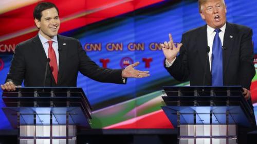 日媒:共和党主流候选人退选日对美依赖将告终结