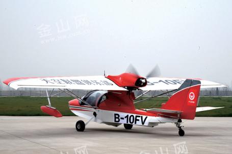 飞机巡航速度约150公里/小时航程约705公里售价180万/架可用于运动