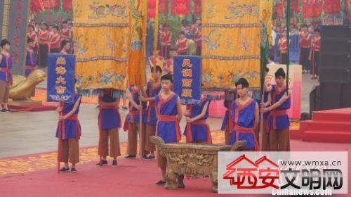 广州千年庙会开幕 系全国唯一对海神进行祭祀的活动