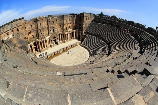 叙利亚六处世界文化遗产因战乱被毁