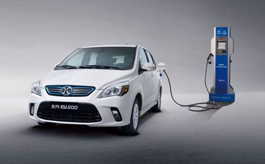 政府报告 新能源车发展以电动汽车为主