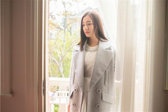 刘诗诗最美伴娘叶青新作《整容季》精分饰三角图片