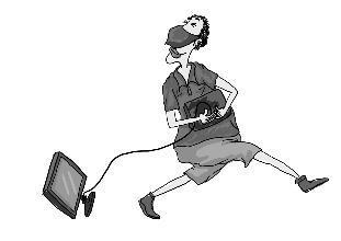女子偷12台电脑 路过前公司 使用之前的门禁卡入室偷盗