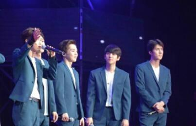 EXO上海演唱会仅唱5首歌被喊退票 揭事件背后真相现场保安殴打粉丝