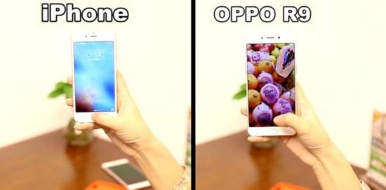 搞机零距离:OPPO R9的指纹识别有多快?