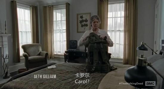 卡罗尔/本集围绕卡罗尔的离开而展开,镜头追踪着卡罗尔的脚步,她打包...