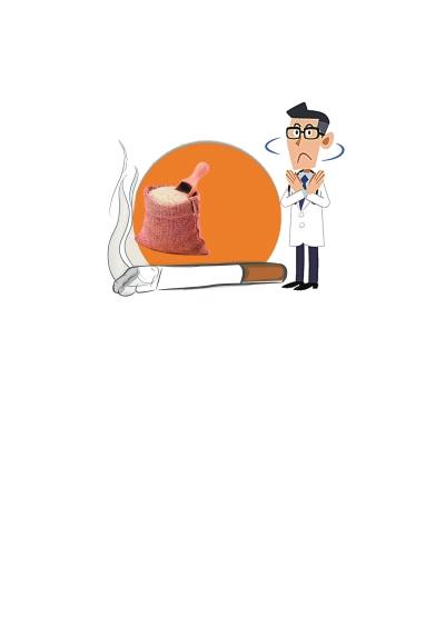 吃白米饭致肺癌?专家:属歪曲解读