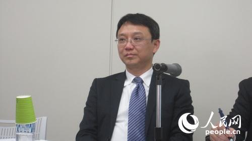 中国国家旅游局日本代表处主任罗玉泉