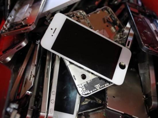命運殊途 蘋果回收的iPhone都去哪了?