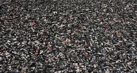 命运殊途 苹果回收的iPhone都去哪了?
