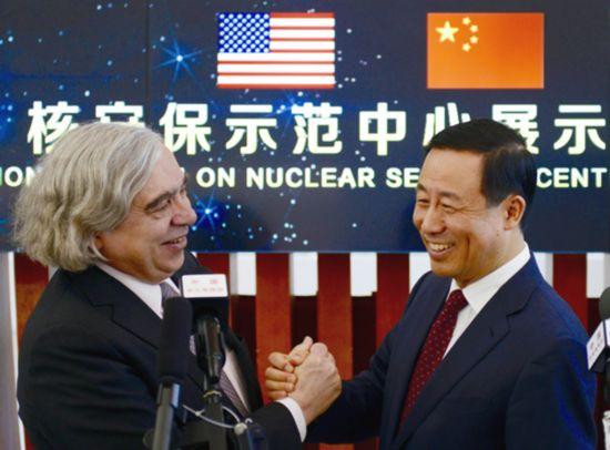 沈丁立:增进有效合作,共促核安全