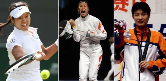 (体育・专题)(2)巧,中国体坛同名同姓人