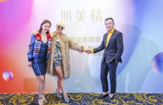 时尚达人Lady聊聊、营养师梅子、资深时装设计师王玉涛
