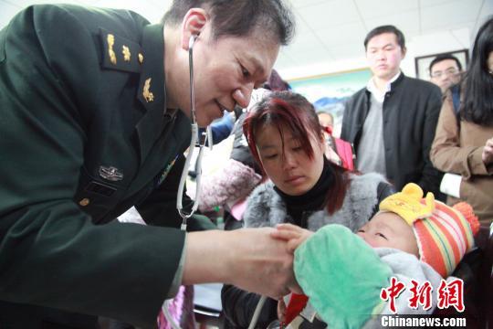广州专家受邀赴黔为先心病患儿义诊