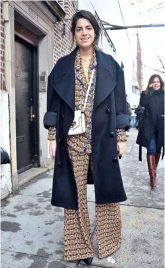 感谢时尚圈,我珍藏的超美睡衣终于能上街了!