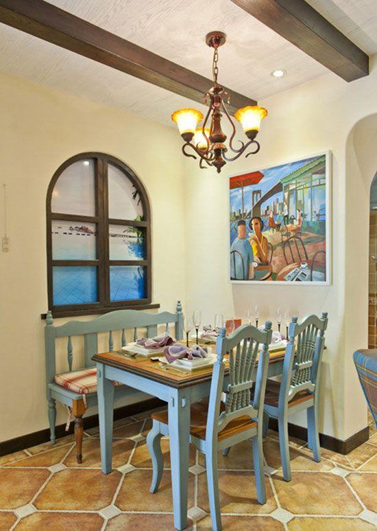 面朝大海的悠然生活 8款地中海餐厅