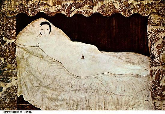 巴黎画派中那些画裸女的一流高手