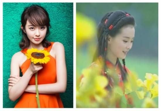《情深深雨蒙蒙》翻拍,赵丽颖王凯或演依萍和��豪,猜猜谁演雪姨