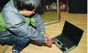 带女逛街顺走价值13000元电脑 失主朋友圈求助将其抓获
