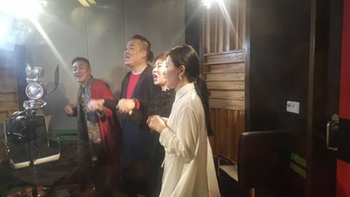 著名化妆师跨界推歌小乐完成歌曲首秀