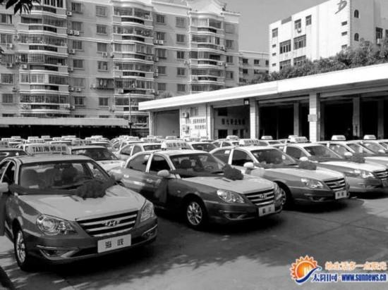6月起厦门将报废更新358辆出租车 车费支付将更方便