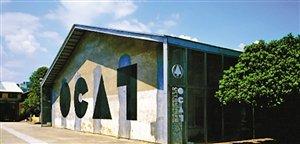 黄专创立的OCAT美术馆群已成为国内重要的独立艺术机构。(资料图片)