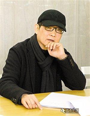 艺术史家、批评家黄专。 (资料图片)