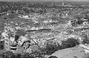 日本连续地震 盘点历史上死亡人数最多的十次