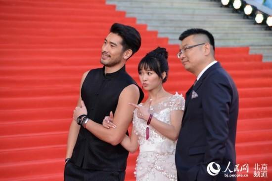 表情节开幕式红毯:钟汉良李敏镐北影出炉粉怎么做到的搞笑图片图片