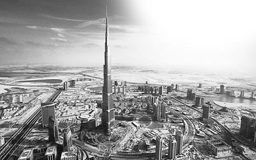 阿联酋再掷10亿美元建世界最高楼迪拜为何上瘾?