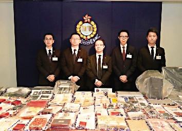 香港与深圳警方联合捣破赌博集团共拘捕32人(图)