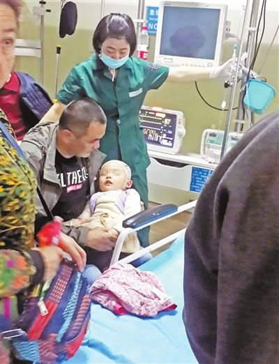 19樓墜螺絲刀插入男童顱腦 家長自行拔下增損傷