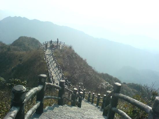 马山县大明山特色景区