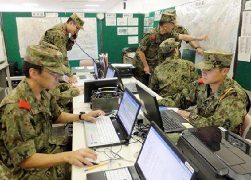 日本强化网络部队仅仅是为搞好东京奥运安保吗?