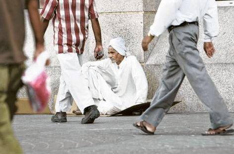 """去迪拜當""""乞丐"""":人均月收入近50萬人民幣"""