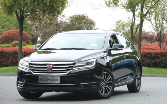 全球首款互联网汽车 荣威RX5将亮相北京车展高清图片