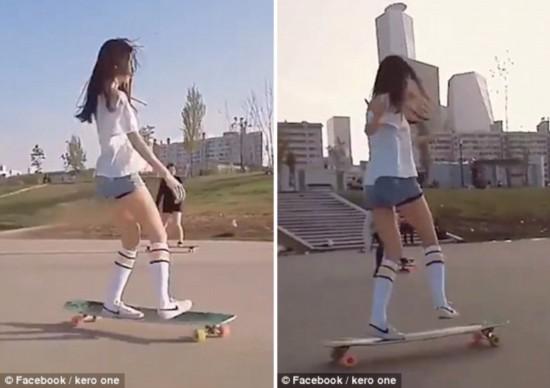 高颜值大长腿!韩国