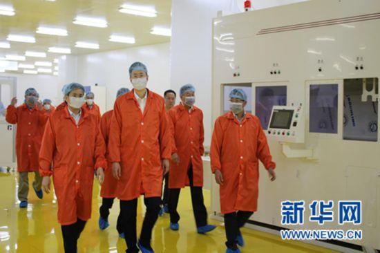 乐叶光伏泰州电池工厂正式投产 单晶电池产能
