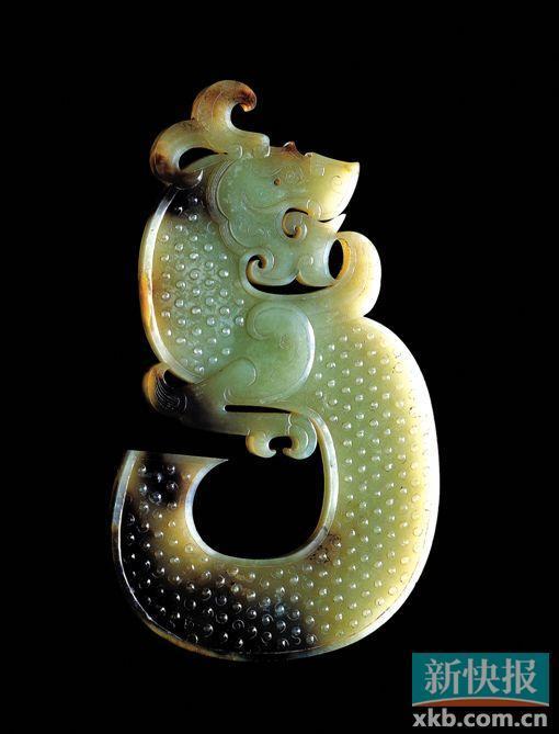 璧是汉代最常见的玉礼器