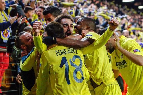 欧联杯:比利亚雷亚尔绝杀利物浦