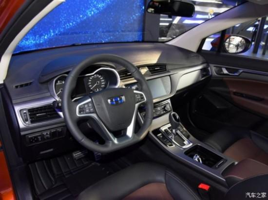 『帝豪GS优雅版』   动力系统方面,帝豪GS将提供1.3T、1.8L两种不同动力供消费者选择,其最大输出功率分别为129马力与133马力。传动系统与发动机匹配的是6速手动或6速DCT双离合变速箱。   编辑点评:继吉利博越之后,吉利即将于5月4日在市场上再次投放一款新紧凑型SUV车型,那就是帝豪GS,虽然与吉利博越同属于紧凑型SUV,但帝豪GS更注重跨界设计,诸多运动化元素的融入也注定该车与吉利博越面对不同的细分市场。近期聊起吉利,绝大多数网友都对其大夸其词,随着吉利博瑞、吉利博越等新一代产品的投