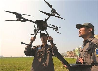 江苏首届无人机摄影大赛在盐城拉开序幕