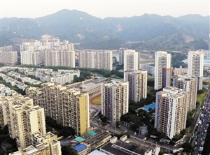 深圳4月房价环比微跌 上涨势头终止