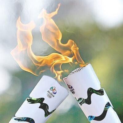 里约奥运会火炬