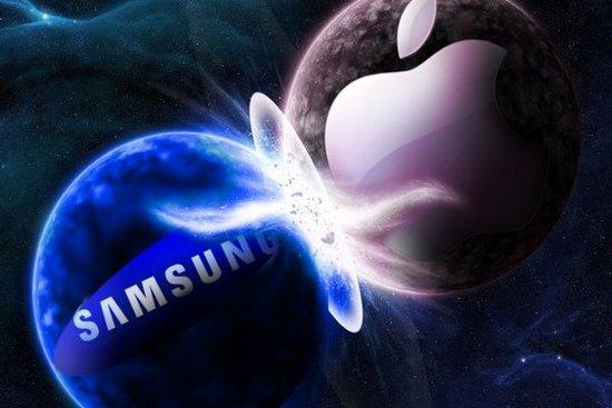 三星的介入苹果智能手机行业的利润份额正在缩水