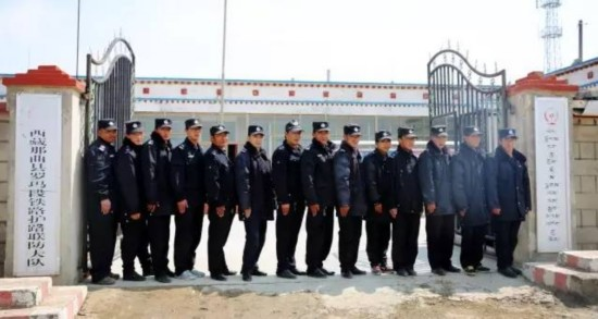 进藏别忘致敬这道风景:青藏铁路的守护者
