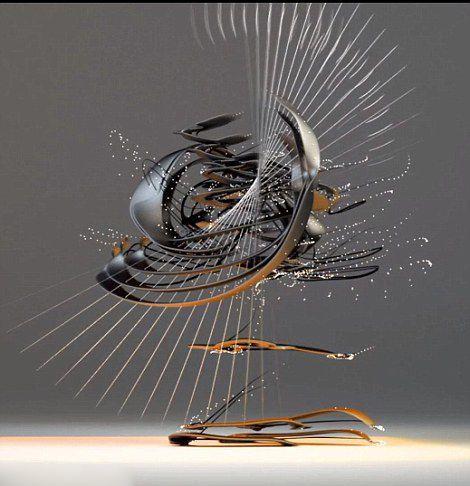 设计师用惊人3d动画展示魅力中国功夫(组图)图片