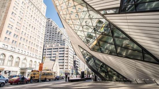 皇家博物馆简称ROM,是加拿大最大同时也是拥有最多收藏品的博物图片